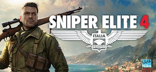 دانلود بازی Sniper Elite 4 برای PC