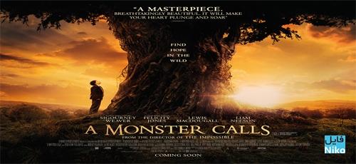 calls - دانلود فیلم سینمایی A Monster Calls 2016 (صدا کردن یک هیولا) با دوبله فارسی
