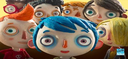 life - دانلود انیمیشن زندگی من به عنوان یک کدو My Life as a Zucchini 2016 با دوبله فارسی