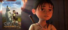 savva 222x100 - دانلود انیمیشن A Warriors Tail با دوبله فارسی