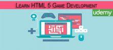 template 1 222x100 - دانلود Udemy Learn HTML 5 Game Development Create Cross Platform Games فیلم آموزشی توسعه بازی های ویدیویی با استفاده از HTML 5