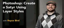 Untitled 1 12 222x100 - دانلود Lynda Photoshop: Create a Satyr Using Layer Styles فیلم آموزشی ساخت Satyr در فتوشاپ با استفاده از استایل های لایه