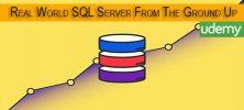 template 2 222x100 - دانلود Udemy Real World SQL Server From The Ground Up فیلم آموزشی SQL Server در دنیای واقعی از ابتدا