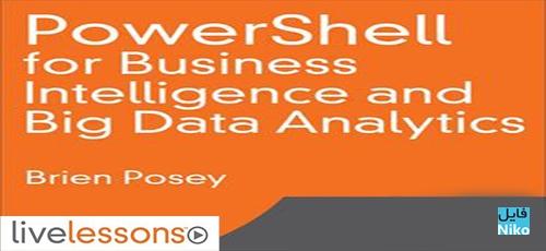 Untitled 1 27 - دانلود Livelessons PowerShell for Business Intelligence and Big Data Analytics فیلم آموزشی استفاده از PowerShell در هوش تجاری و تحلیل بیگ دیتا
