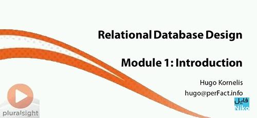 Untitled 2 21 - دانلود Pluralsight Relational Database Design فیلم آموزشی طراحی دیتابیس های رابطه ای