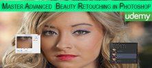 template 2 222x100 - دانلود Udemy Master Advanced High End Beauty Retouching in Photoshop فیلم آموزشی روتوش زیبایی در فتوشاپ