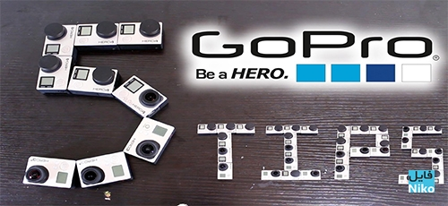 Untitled 3 6 - دانلود Lynda GoPro HERO5: Tips, Tricks, and Techniques فیلم آموزشی نکات ، ترفند ها و تکنیک های دوربین های GoPro HERO 5