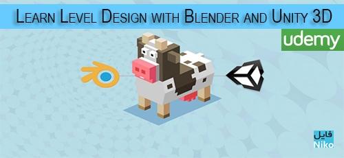 template - دانلود StoneRiverElearning Learn Level Design with Blender and Unity 3D فیلم آموزشی طراحی سطحی با Blender و Unity 3D