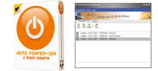 AutoPowerShutdown 222x100 - دانلود Auto PowerOn and ShutDown 2.84 روشن و خاموش کردن خودکار سیستم