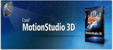 Corel Motion Studio 3D 222x100 - دانلود Corel Motion Studio 3D 1.0.0.252 سه بعدی سازی