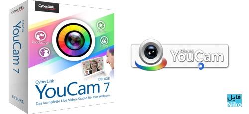 CyberLink YouCam Deluxe - دانلود CyberLink YouCam Deluxe 8.0.1411.0 برقرار کردن ارتباط با وبکم