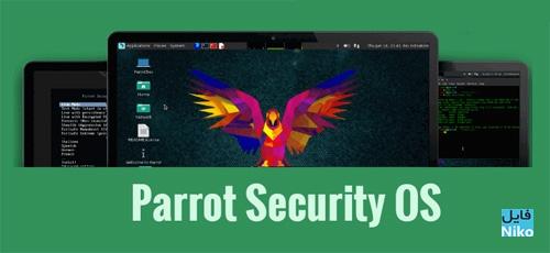 Parrot - دانلود Parrot Security 3.6 / Parrot AIR 3.6 سیستم عامل امنیتی بر پایه لینوکس