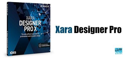 Xara Designer Pro - دانلود Xara Designer Pro X 16.3.0.57723 نرم افزار طراحی و ترسیم تصاویر