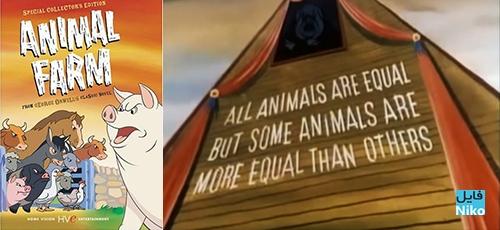 animal farm - دانلود انیمیشن Animal Farm با زیرنویس فارسی