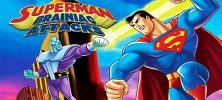 superman 222x100 - دانلود انیمیشن Superman: Brainiac Attacks 2006