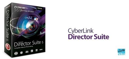 CyberLink Director Suite 5 - دانلود CyberLink Director Suite v5.0 مجموعه نرم افزار های ویرایش فیلم