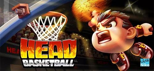 Head Basketball - دانلود Head Basketball v1.6.1   بازی بسکتبال کله ای اندروید همراه با دیتا + نسخه مود