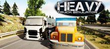 Heavy Truck Simulator 222x100 - دانلود Heavy Truck Simulator v1.970  بازی شبیه ساز ماشین سنگین اندروید همراه با دیتا