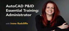 Untitled 1 2 222x100 - دانلود Lynda AutoCAD P&ID Essential Training Tutorial Series آموزش نرم افزار اتوکد، رسم نقشهی لوله کشی و ابزار دقیق