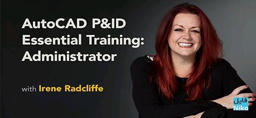 Untitled 1 2 - دانلود Lynda AutoCAD P&ID Essential Training Tutorial Series آموزش نرم افزار اتوکد، رسم نقشهی لوله کشی و ابزار دقیق