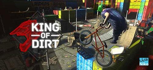 king of dirt - دانلود King Of Dirt v2.135   بازی سلطان دوچرخه سواری اندروید همراه با دیتا