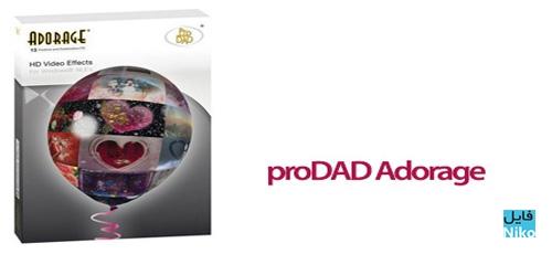 proDAD Adorage - دانلود proDAD Adorage 3.0.118.1 + Effect Library مجموعه ای عظیم از افکت ها و جلوه های ویژه ویدیویی