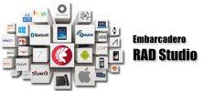 Embarcadero RAD Studio 222x100 - دانلود Embarcadero RAD Studio 10.3.2 Tokyo Architect / Community 25.0.29899.2631 مجموعه Delphi