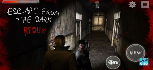 """Escape From The Dark redux - دانلود Escape From The Dark redux v1.0.5   بازی ماجراجویی ترسناک """"فرار از تاریکی"""" اندروید همراه با دیتا + نسخه مود"""