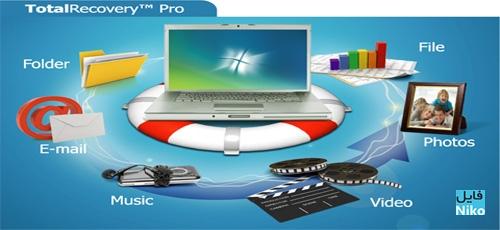 FarStone TotalRecovery - دانلود FarStone TotalRecovery Manager 10.10.1 WinPE Edition پشتیبان گیری از ویندوز