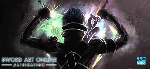 3 24 - دانلود انیمه سریالی Sword Art Online با زیر نویس فارسی