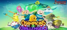 Champions and Challengers Adventure Time 222x100 - دانلود Champions and Challengers – Adventure Time v1.1.4   بازی زمان ماجراجویی اندروید همراه با دیتا