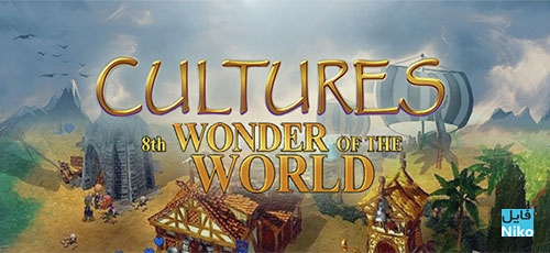 "Cultures 8th Wonder of the World - دانلود Cultures: 8th Wonder of the World v1.0   بازی خارق العاده ""تمدن ها"" اندروید همراه با دیتا"
