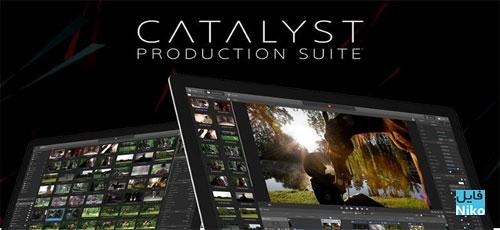 Sony Catalyst Browse Suite - دانلود Sony Catalyst Browse Suite 2017.3 ویرایشگر حرفه ای ویدیو و فیلم