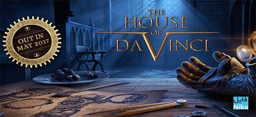 "The House of Da Vinc - دانلود The House of Da Vinci v1.0   بازی فکری عالی ""خانه داوینچی"" اندروید همراه با دیتا"