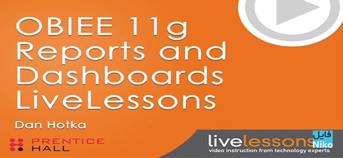 Untitled 1 25 - دانلود Livelessons OBIEE (Oracle Business Intelligence Enterprise Edition) 11g Reports and Dashboards فیلم آموزشی گزارش ها و داشبورد سیستم هوش تجاری اوراکل
