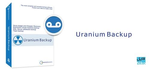 Uranium Backup - دانلود Uranium Backup 9.3.1.6284 پشتیبان گیری از اطلاعات