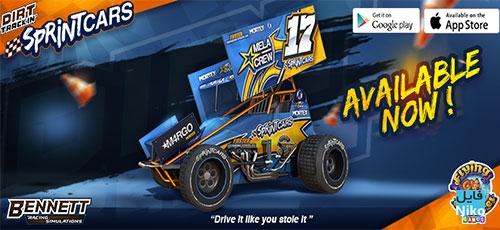 Dirt Trackin Sprint Cars - دانلود Dirt Trackin Sprint Cars v1.0.5   بازی ماشین سواری خاص اندروید همراه با دیتا