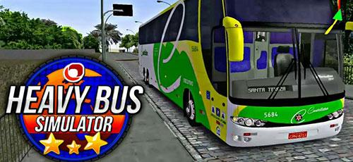 Heavy Bus Simulator - دانلود Heavy Bus Simulator v1.071   بازی شبیه ساز اتوبوس اندروید همراه با دیتا + نسخه مود
