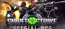 "Sniper Strike Special Ops 222x100 - دانلود Sniper Strike : Special Ops v1.504   بازی اکشن خارق العاده ""اعتصاب تک تیرانداز: عملیات ویژه"" اندروید همراه با دیتا + نسخه مود"