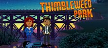 "Thimbleweed Park 222x100 - دانلود Thimbleweed Park v1.0.4   بازی ماجرایی خارق العاده ""تیمبلوید پارک"" اندروید همراه با دیتا"