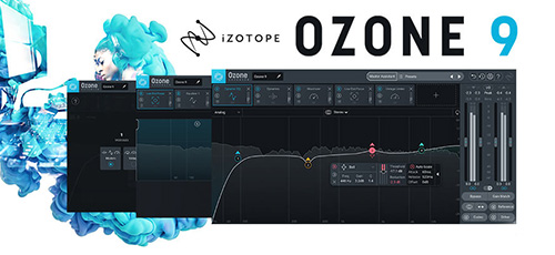 1 33 - دانلود iZotope Ozone Advanced 9.1.0 میکس و مسترینگ حرفه ای صدا