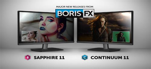 BorisFX Genarts Sapphire - دانلود BorisFX Genarts Sapphire 11.0.2 for After Effects/Avid/OFX پلاگین جلوه های ویژه برای مونتاژ فیلم