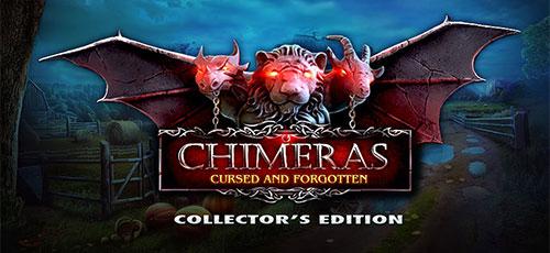 Chimeras Cursed and Forgotten - دانلود Chimeras: Cursed and Forgotten Collector's Edition Full v1.0.0   بازی فکری و اشیاء مخفی اندروید همراه با دیتا
