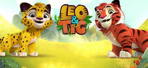 """Leo and Tig - دانلود Leo and Tig v3.171102   بازی جالب و فوق العاده زیبای ماجراجویی """"لئو و تیگ"""" اندروید همراه با دیتا + نسخه مود"""