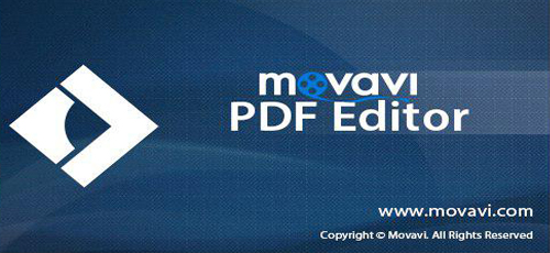 Movavi PDF Editor - دانلود Movavi PDF Editor 1.6 نرم افزار ویرایش پی دی اف PDF