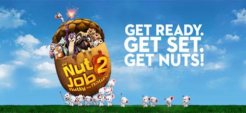 The Nut Job 2 2017 - دانلود انیمیشن عملیات آجیلی The Nut Job 2 2017 همراه با دوبله فارسی