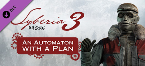 Untitled 44 - دانلود بازی Syberia 3: An Automaton with a plan برای PC