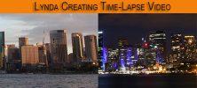 template 3 222x100 - دانلود Lynda Creating Time-Lapse Video فیلم آموزشی ساخت ویدیو تایم لپس