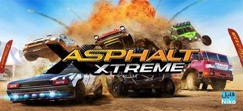 Asphalt Xtreme - دانلود بازی Asphalt Xtreme برای PC
