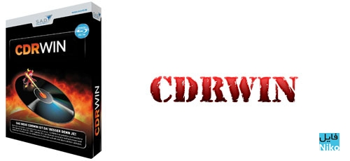 CDRWIN - دانلود CDRWIN 10.0.5312.24939 نرم افزار رایت سی دی و دی وی دی